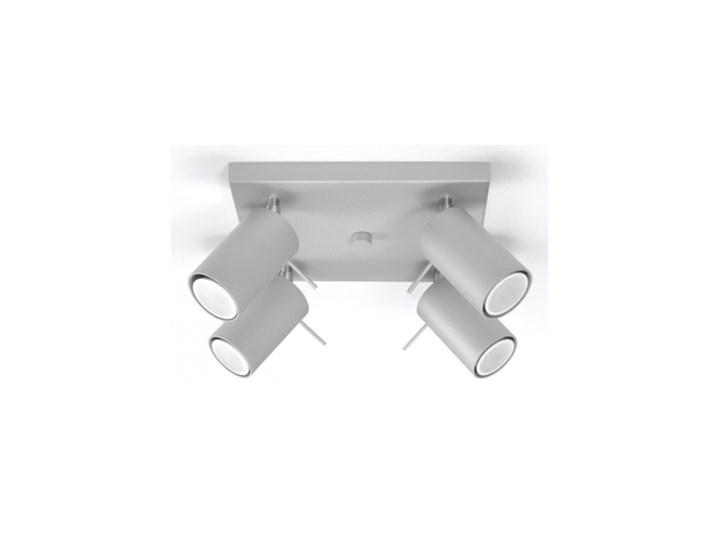 Oprawa natynkowa RING 4 szara SL.0452 SOLLUX SL.0452 | SPRAWDŹ RABAT W KOSZYKU ! Oprawa led Oprawa stropowa Kategoria Oprawy oświetleniowe