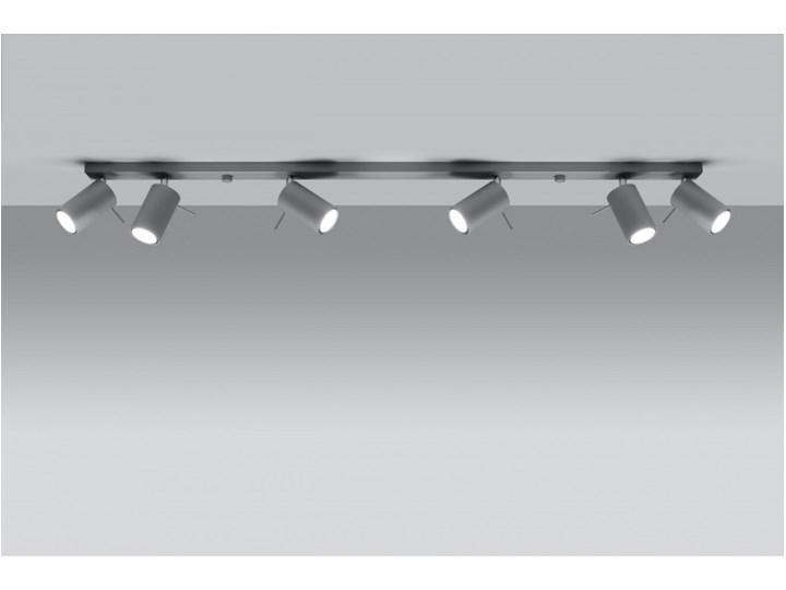 Oprawa natynkowa RING 6L szara SL.0454 SOLLUX SL.0454 | SPRAWDŹ RABAT W KOSZYKU ! Oprawa stropowa Oprawa led Kategoria Oprawy oświetleniowe