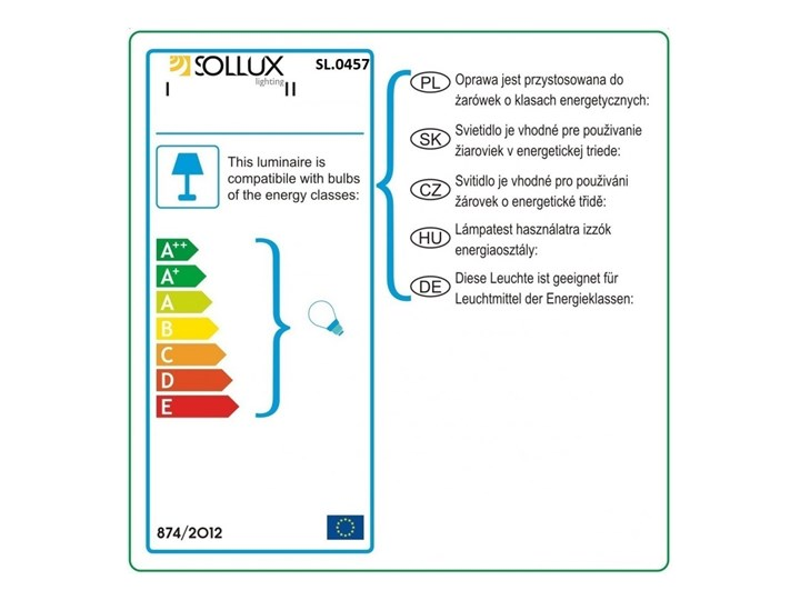 Oprawa natynkowa MERIDA 3 szara SL.0457 SOLLUX SL.0457 | SPRAWDŹ RABAT W KOSZYKU ! Oprawa stropowa Oprawa led Kategoria Oprawy oświetleniowe