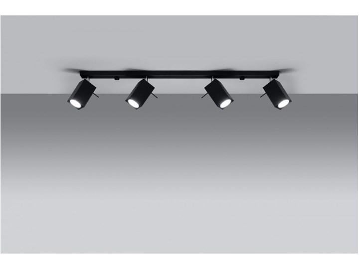 Oprawa natynkowa MERIDA 4L czarna SL.0459 SOLLUX SL.0459 | SPRAWDŹ RABAT W KOSZYKU ! Oprawa led Oprawa stropowa Kolor Czarny Kategoria Oprawy oświetleniowe