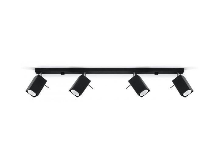 Oprawa natynkowa MERIDA 4L czarna SL.0459 SOLLUX SL.0459 | SPRAWDŹ RABAT W KOSZYKU ! Oprawa led Kolor Czarny Oprawa stropowa Kategoria Oprawy oświetleniowe