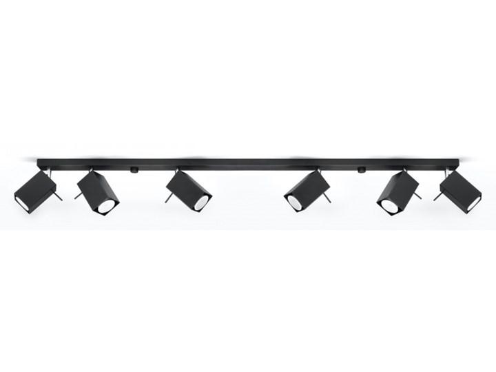 Oprawa natynkowa MERIDA 6L czarna SL.0460 SOLLUX SL.0460 | SPRAWDŹ RABAT W KOSZYKU ! Kolor Czarny Oprawa stropowa Oprawa led Kategoria Oprawy oświetleniowe