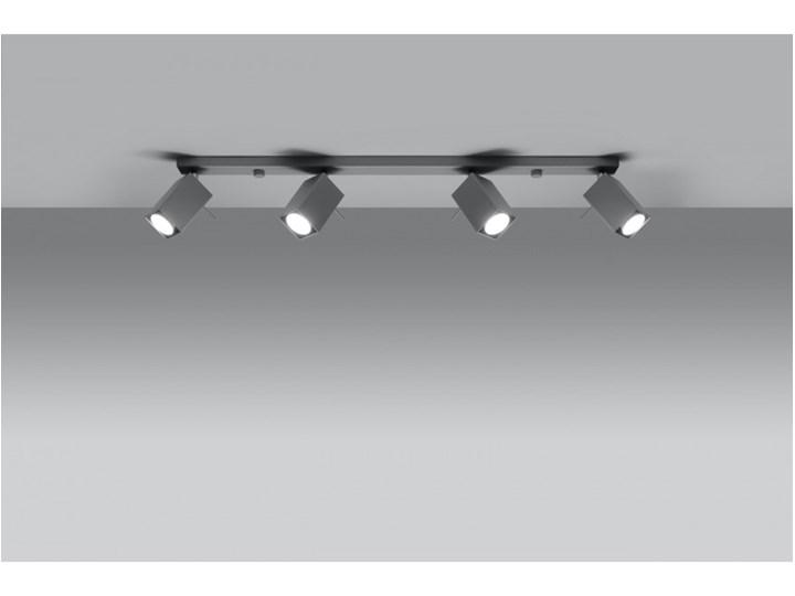 Oprawa natynkowa MERIDA 4L szara SL.0461 SOLLUX SL.0461 | SPRAWDŹ RABAT W KOSZYKU ! Oprawa stropowa Oprawa led Kategoria Oprawy oświetleniowe