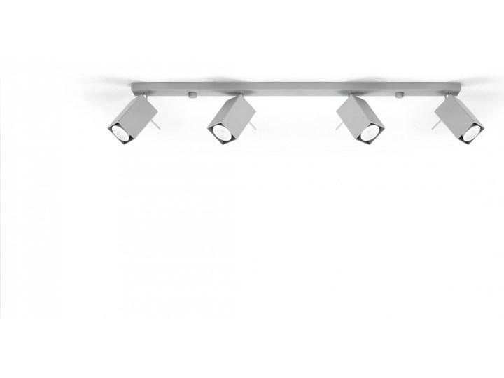 Oprawa natynkowa MERIDA 4L szara SL.0461 SOLLUX SL.0461 | SPRAWDŹ RABAT W KOSZYKU ! Oprawa led Oprawa stropowa Kategoria Oprawy oświetleniowe