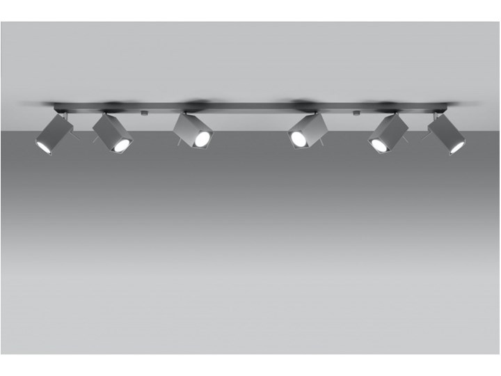 Oprawa natynkowa MERIDA 6L szara SL.0462 SOLLUX SL.0462 | SPRAWDŹ RABAT W KOSZYKU ! Oprawa stropowa Oprawa led Kategoria Oprawy oświetleniowe
