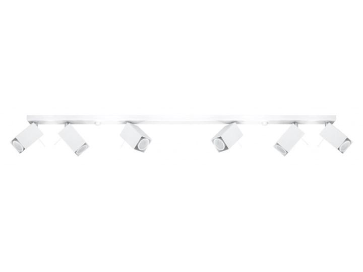 Oprawa natynkowa MERIDA 6L biała SL.0464 SOLLUX SL.0464   SPRAWDŹ RABAT W KOSZYKU ! Oprawa stropowa Oprawa led Kolor Biały Kategoria Oprawy oświetleniowe