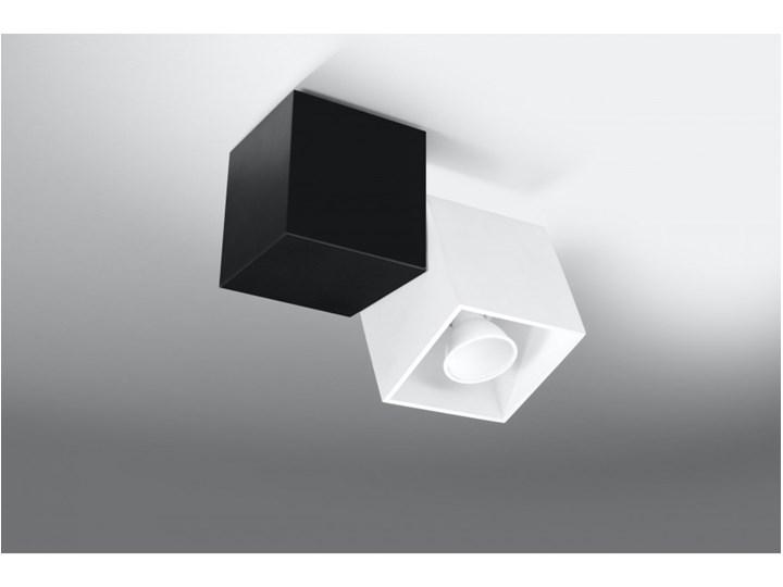 Oprawa natynkowa OPTIK 2 czarna/biała SL.0475 SOLLUX SL.0475 | SPRAWDŹ RABAT W KOSZYKU ! Oprawa led Oprawa stropowa Kolor Czarny