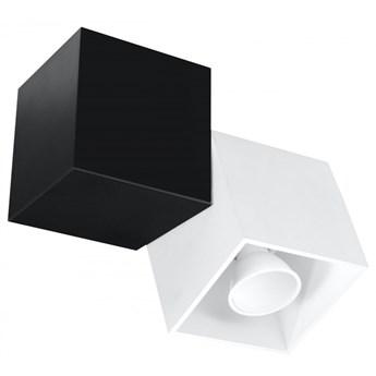 Oprawa natynkowa OPTIK 2 czarna/biała SL.0475 SOLLUX SL.0475 | SPRAWDŹ RABAT W KOSZYKU !