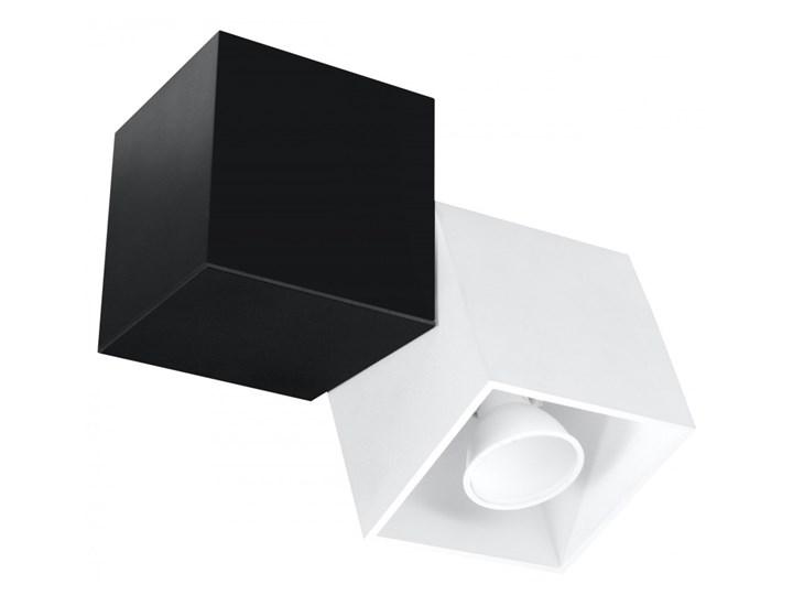 Oprawa natynkowa OPTIK 2 czarna/biała SL.0475 SOLLUX SL.0475