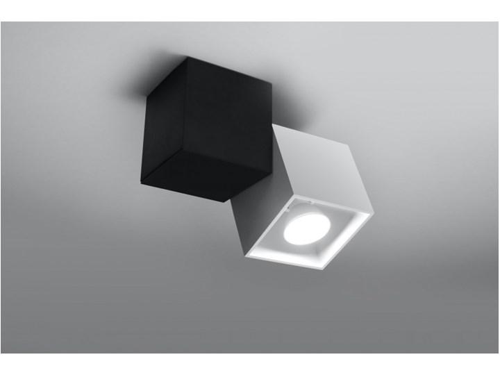 Oprawa natynkowa OPTIK 2 czarna/biała SL.0475 SOLLUX SL.0475 | SPRAWDŹ RABAT W KOSZYKU ! Oprawa stropowa Kolor Biały Oprawa led Kolor Czarny