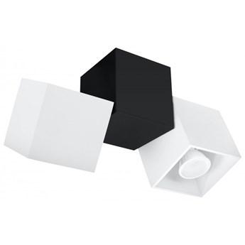 Oprawa natynkowa OPTIK 3 czarna/biała SL.0476 SOLLUX SL.0476 | SPRAWDŹ RABAT W KOSZYKU !