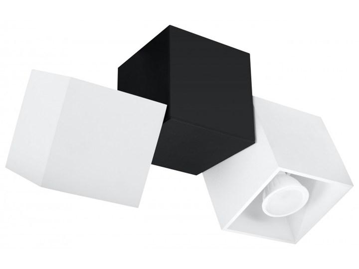 Oprawa natynkowa OPTIK 3 czarna/biała SL.0476 SOLLUX SL.0476