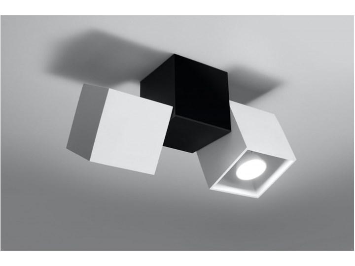 Oprawa natynkowa OPTIK 3 czarna/biała SL.0476 SOLLUX SL.0476   SPRAWDŹ RABAT W KOSZYKU ! Oprawa led Oprawa stropowa Kolor Biały
