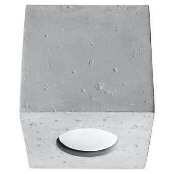 Oprawa natynkowa QUAD beton SL.0489 SOLLUX SL.0489 | SPRAWDŹ RABAT W KOSZYKU !