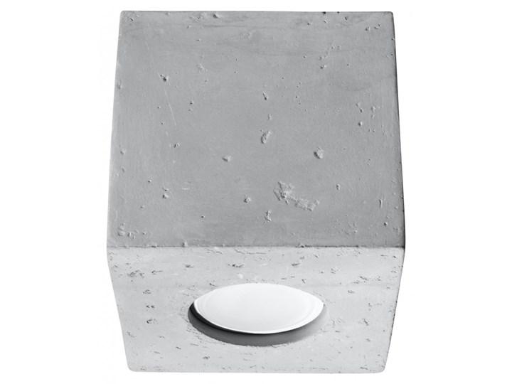 Oprawa natynkowa QUAD beton SL.0489 SOLLUX SL.0489   SPRAWDŹ RABAT W KOSZYKU ! Oprawa led Oprawa stropowa Kategoria Oprawy oświetleniowe