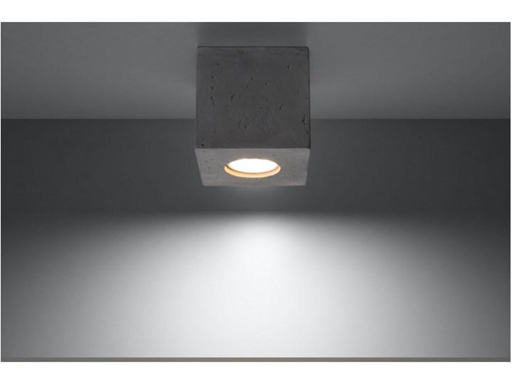 Oprawa natynkowa QUAD beton SL.0489 SOLLUX SL.0489   SPRAWDŹ RABAT W KOSZYKU ! Oprawa stropowa Oprawa led Kategoria Oprawy oświetleniowe
