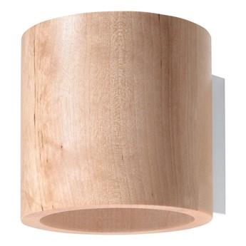 Kinkiet ORBIS naturalne drewno SL.0490 SOLLUX SL.0490   SPRAWDŹ RABAT W KOSZYKU !