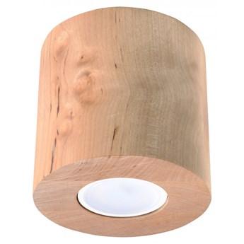 Oprawa natynkowa ORBIS naturalne drewno SL.0492 SOLLUX SL.0492 | SPRAWDŹ RABAT W KOSZYKU !