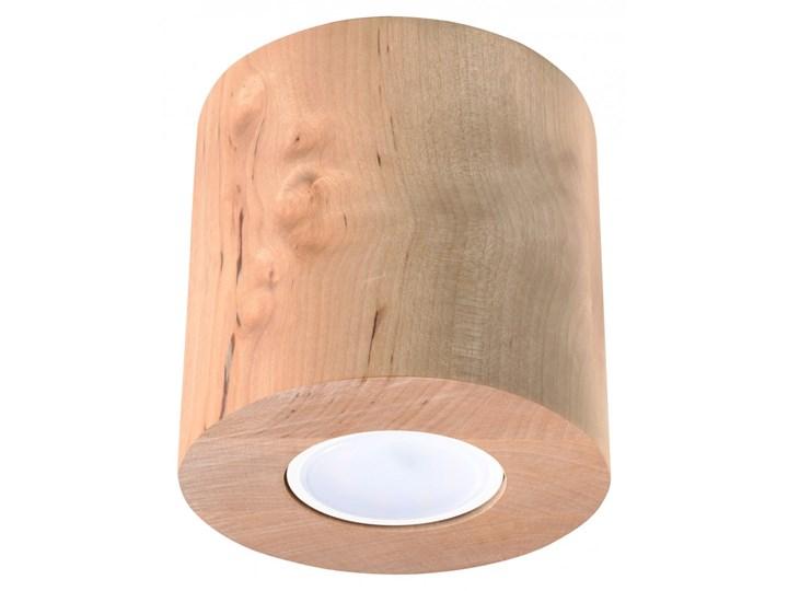 Oprawa natynkowa ORBIS naturalne drewno SL.0492 SOLLUX SL.0492