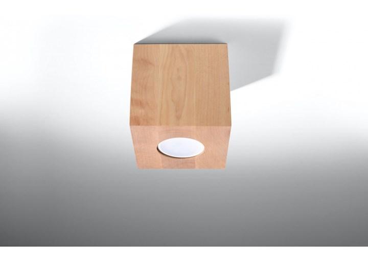 Oprawa natynkowa QUAD naturalne drewno SL.0493 SOLLUX SL.0493 | SPRAWDŹ RABAT W KOSZYKU ! Oprawa stropowa Oprawa led Kategoria Oprawy oświetleniowe