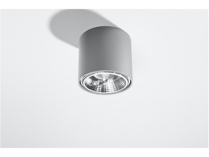 Oprawa natynkowa TIUBE szara SL.0696 SOLLUX SL.0696 | SPRAWDŹ RABAT W KOSZYKU ! Oprawa stropowa Kategoria Oprawy oświetleniowe