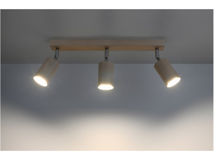 Oprawa natynkowa BERGE 3 naturalne drewno SL.0703 SOLLUX SL.0703 | SPRAWDŹ RABAT W KOSZYKU ! Oprawa stropowa Kategoria Oprawy oświetleniowe