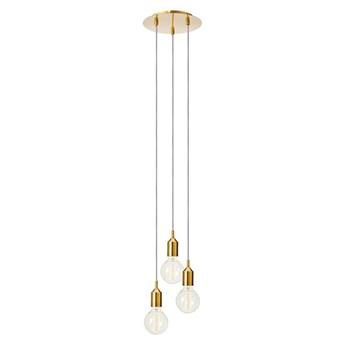 Lampa wisząca BRONX Okrągła 3L Brąz 108099 Markslöjd 108099