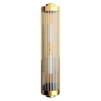 Kinkiet Fumi Parette Gold IP44 Orlicki Design fumi-parette-gold-ip44