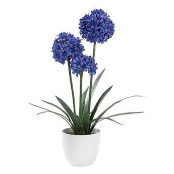 Sztuczny kwiat lilia dekoracja