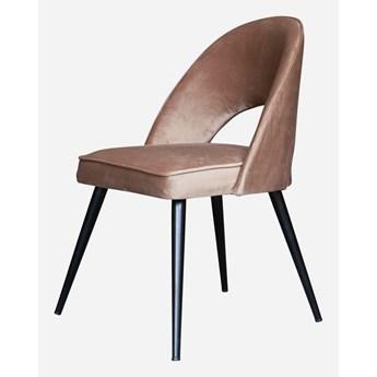 Krzesło Elipso Różowy