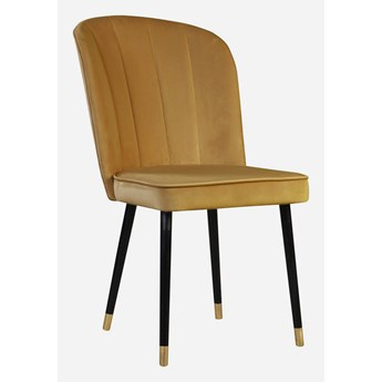 Krzesło Doti Miodowy