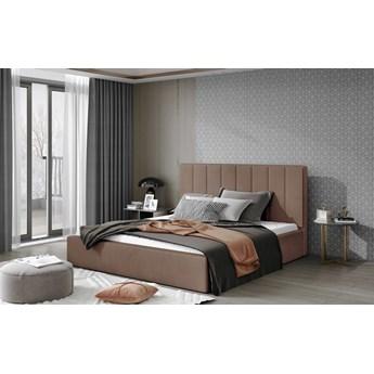 Łóżko Audrey Brąz 160cm