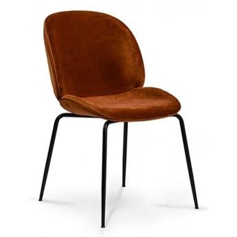 Stylowe Krzesło Turis Brąz