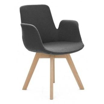Stylowe Krzesło Calio Szary