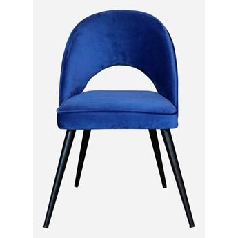 Krzesło Elipso Granatowy