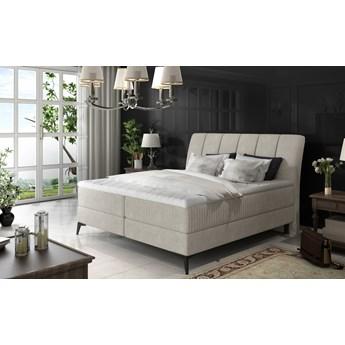 Łóżko Aderito Beż 143cm