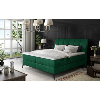 Łóżko Aderito Zielona Butelka 143cm