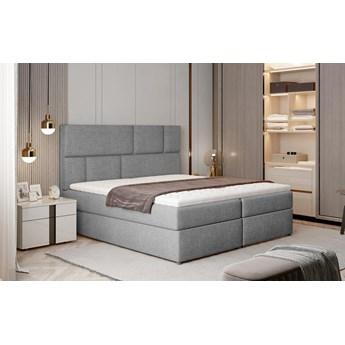 Łóżko Florence Szary 145cm