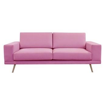 Stylowa Sofa Verso Różowy