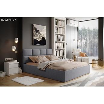 Łóżko do sypialni Carlo Szary 180cm