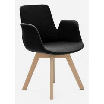 Stylowe Krzesło Calio Czarny