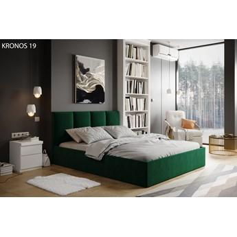 Łóżko do sypialni Lugi Zielona Butelka 140cm