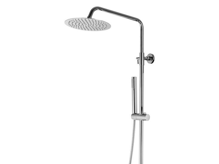 Kolumna prysznicowa Corsan Lugo CMN026 z termostatem Wyposażenie Z baterią Wyposażenie Z wężem
