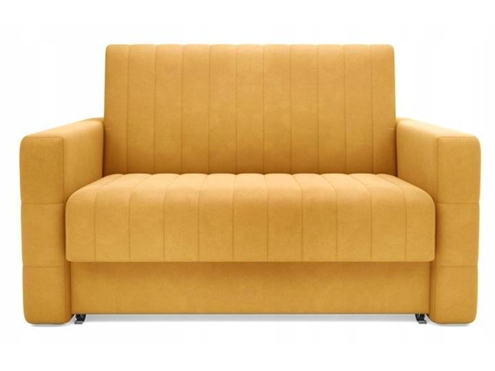 Sofa 2-osobowa DOMO Golden Velvet Typ Gładkie Wielkość Dwuosobowa