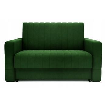 Sofa 2-osobowa DOMO Green Velvet