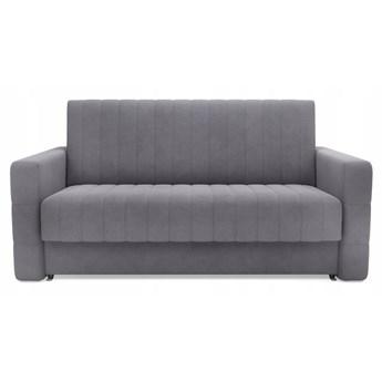 Sofa 3-osobowa DOMO Szary Velvet