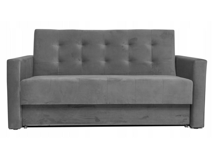 Sofa 3-osobowa MONDO 3 Szary Typ Gładkie