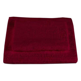 Komplet ręczników Svad Dondi Meridien Bordeaux