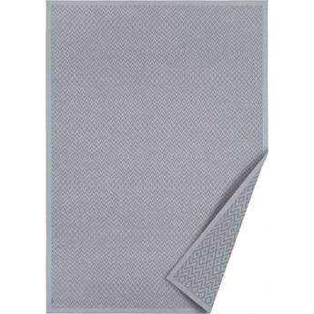 Szary dwustronny dywan Narma Are, 70x140 cm