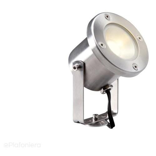 Reflektor kierunkowy, lampa ogrodowa zewnętrzna IP 44 (3W, 3000K) (system 12V LED) Catalpa